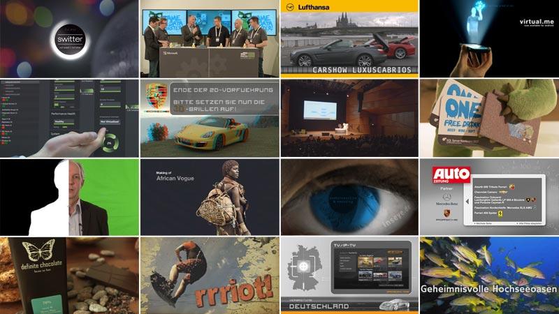 Imagefilm Produkvideo Markenvideo Werbefilm Eventvideo